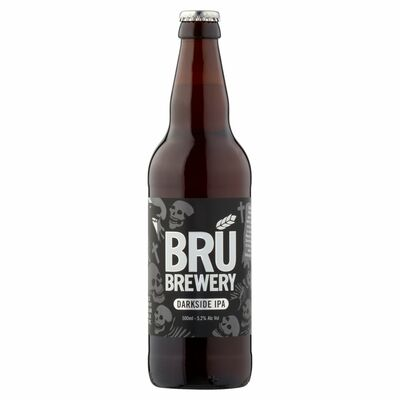 Bru Darkside Ipa 500ml