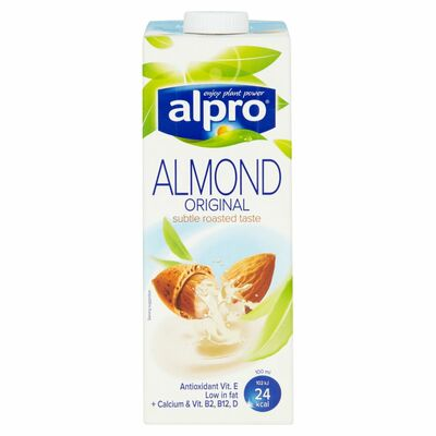 Alpro Almond Milk 1ltr