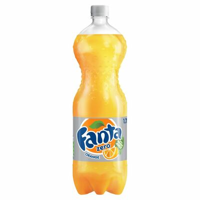 FANTA ORANGE ZERO 1.75LTR