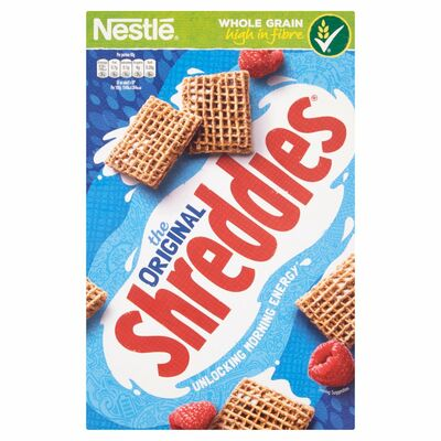 Nestlé Shreddies Cereal 675g