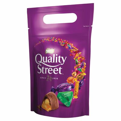 Quality Street Pouch Bag 500g