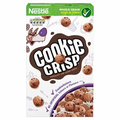 Nestlé Cookie Crisp Cereal 500g