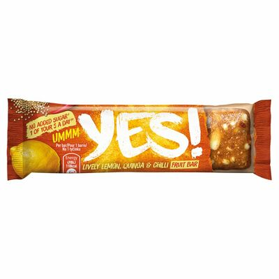 Nestlé Yes! Lemon And Quinoa And Chilli Bar 32g