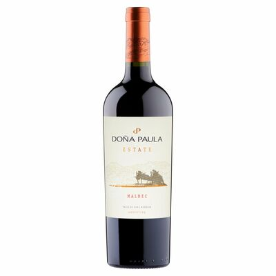 Doña Paula Estate Malbec 75cl