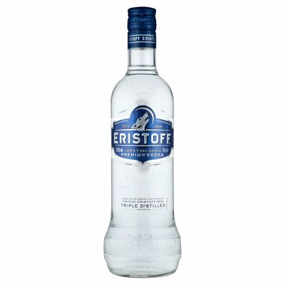 Eristoff Original Vodka 70cl