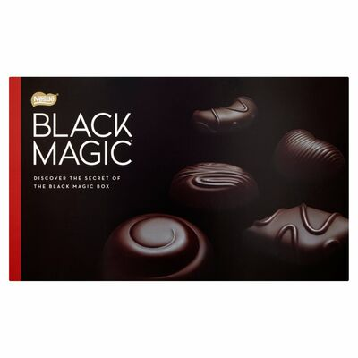 BLACK MAGIC LARGE BOX 443G