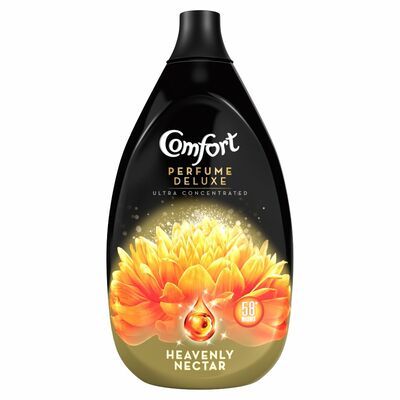 Comfort Fabric Conditioner Heavenly Nectar 58 Wash 870ml