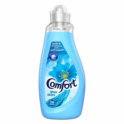 Comfort Fabric Conditioner Blue 36 Wash 1.26ltr