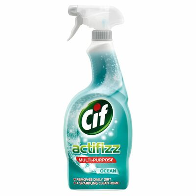 Cif Easylift Multi Purpose Spray Ocean 700ml