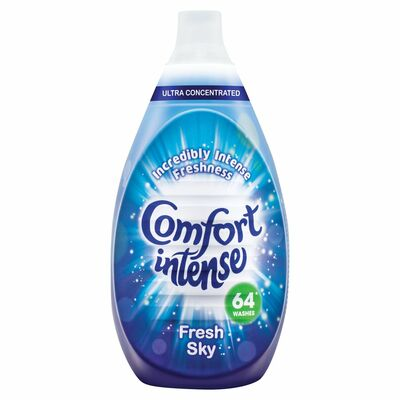 Comfort Intense Sky Fabric Conditioner 64 Wash 960ml