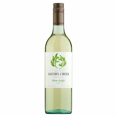 Jacob's Creek Pinot grigio 75cl