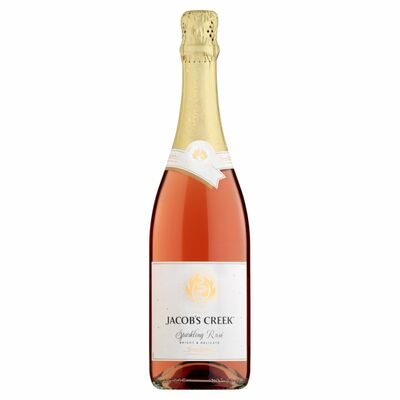 Jacob's Creek Sparkling Rosé 75cl