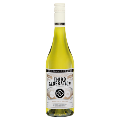 NUGAN ESTATE 3RD GENERATION CHARDONNAY 75CL
