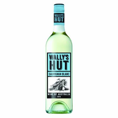 Wally's Hut Sauvignon Blanc 75cl