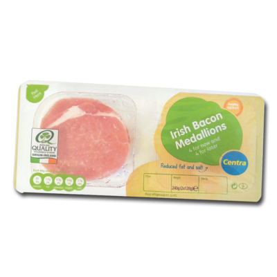 Centra Health Choice Bacon 240g
