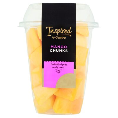 INSPIRED BY CENTRA READY TO EAT MANGO CHUNKS 250G