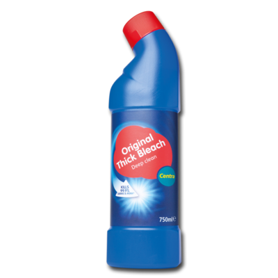 Centra Original Thick Bleach 750ml