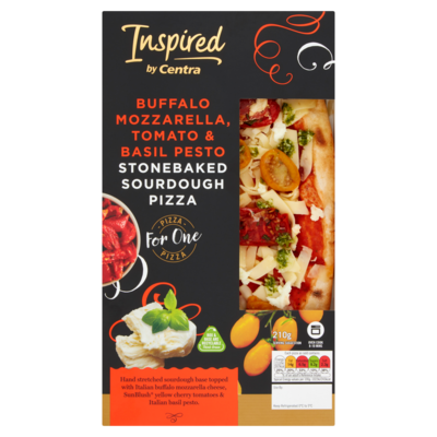 Inspired by Centra Tomato & Mozzerella Pizza Slice 210g