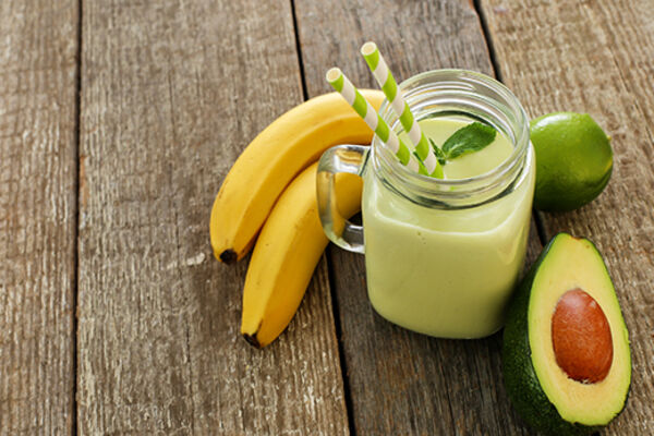 Refuel Banana Smoothie