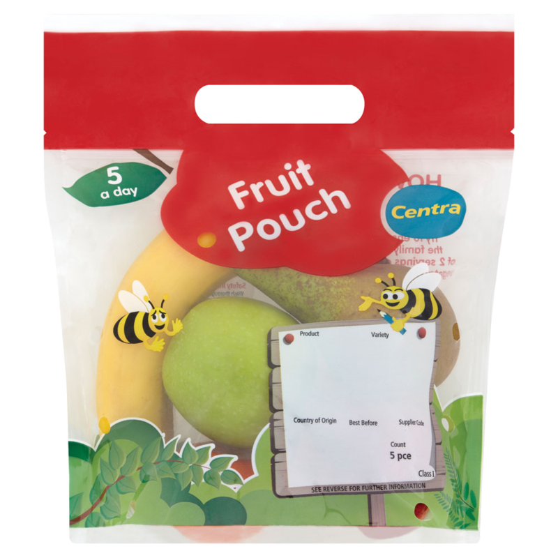 CT Fruit Pouch