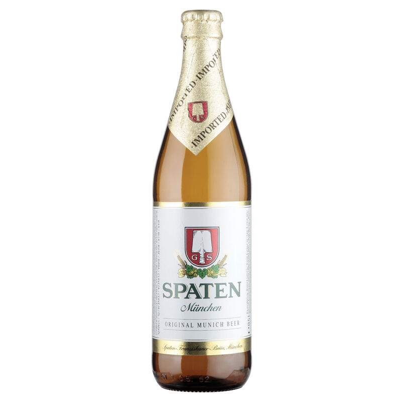 Spaten Mnchen Original Munich Beer 500ml