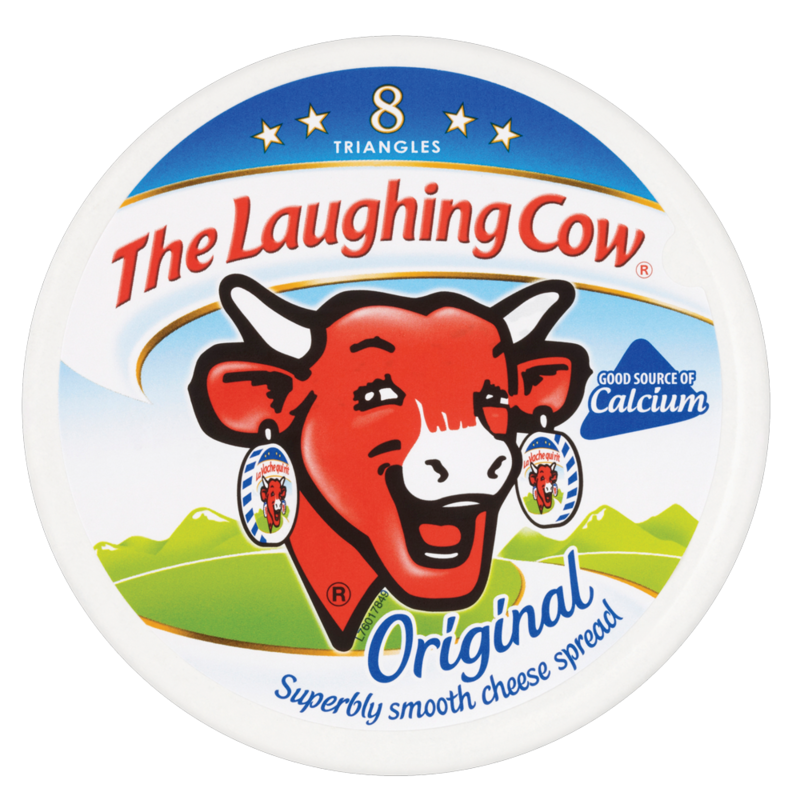 The Laughing Cow Original Cheese Spread 8 Triangle