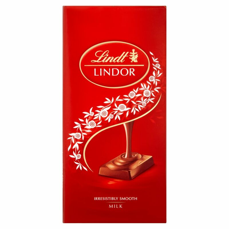 Lindt Lindor Irresistibly Smooth Milk 100g