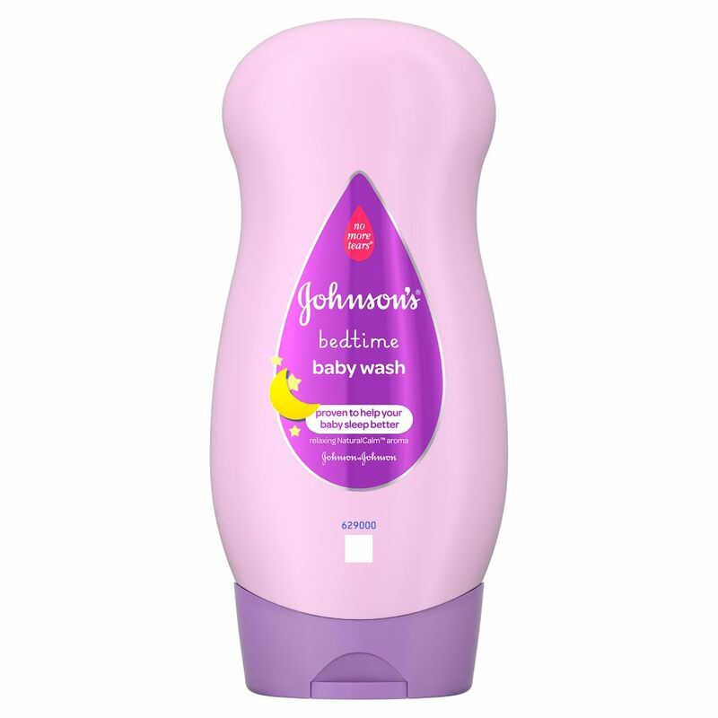 JOHNSON'S® Baby Bedtime Wash 400ml