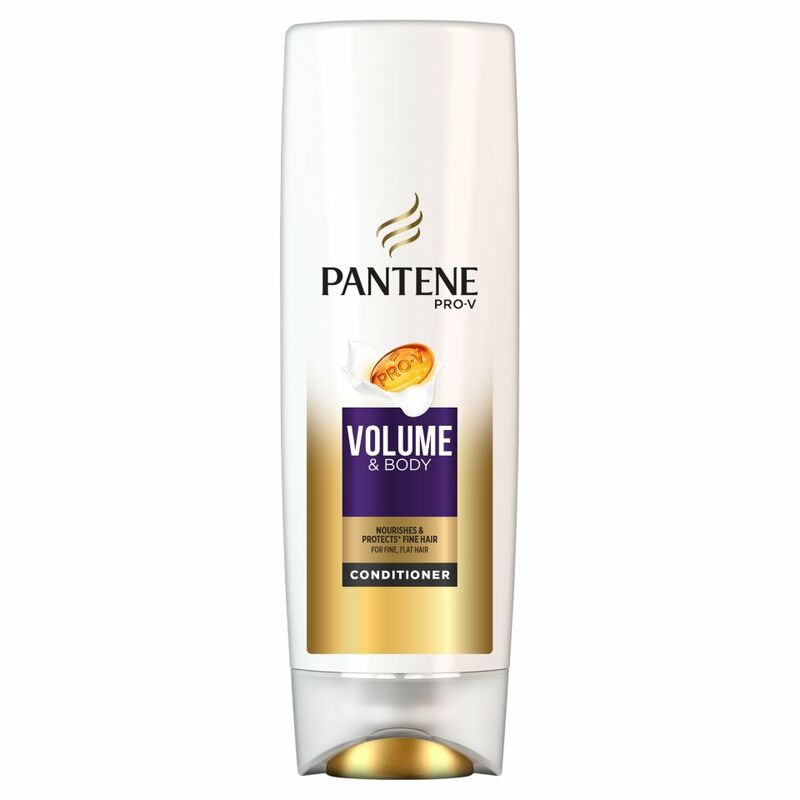 Pantene Pro-V Volume & Body Conditioner For Fine, Flat Hair 400ML