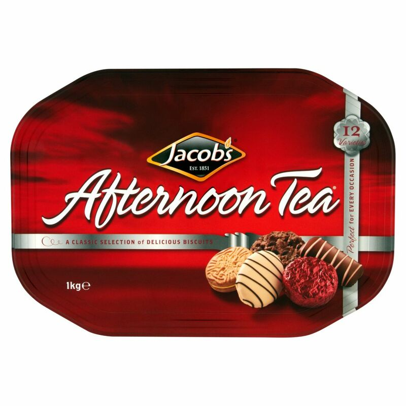 Jacob's Afternoon Tea 1kg