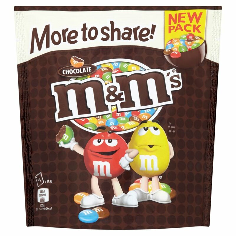 M&Ms Chocolate 238g