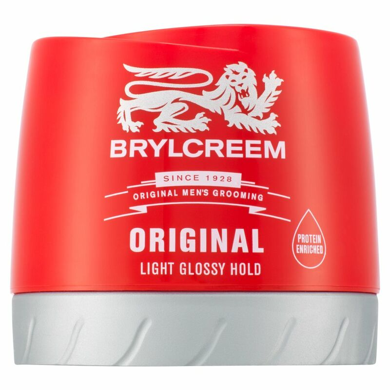 Brylcreem Protein Enriched Light Glossy Hold 150ml