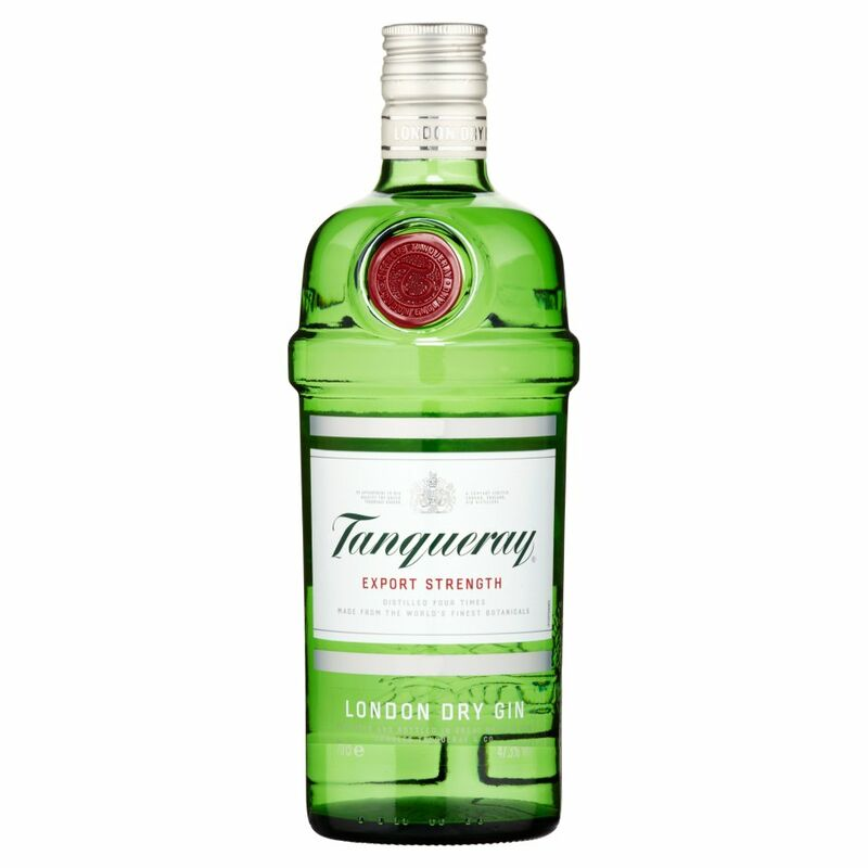 Tanqueray Export Strength London Dry Gin 70cl