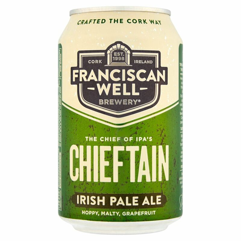 Franciscan Well Chieftain IPA 330ml