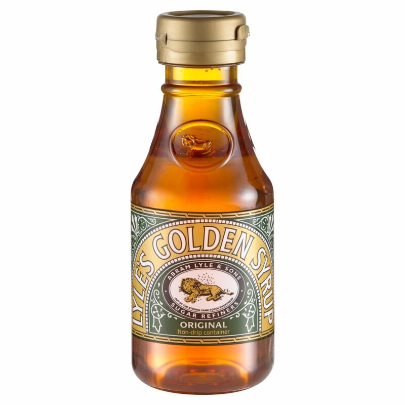 Lyle's Golden Syrup Pouring 454g