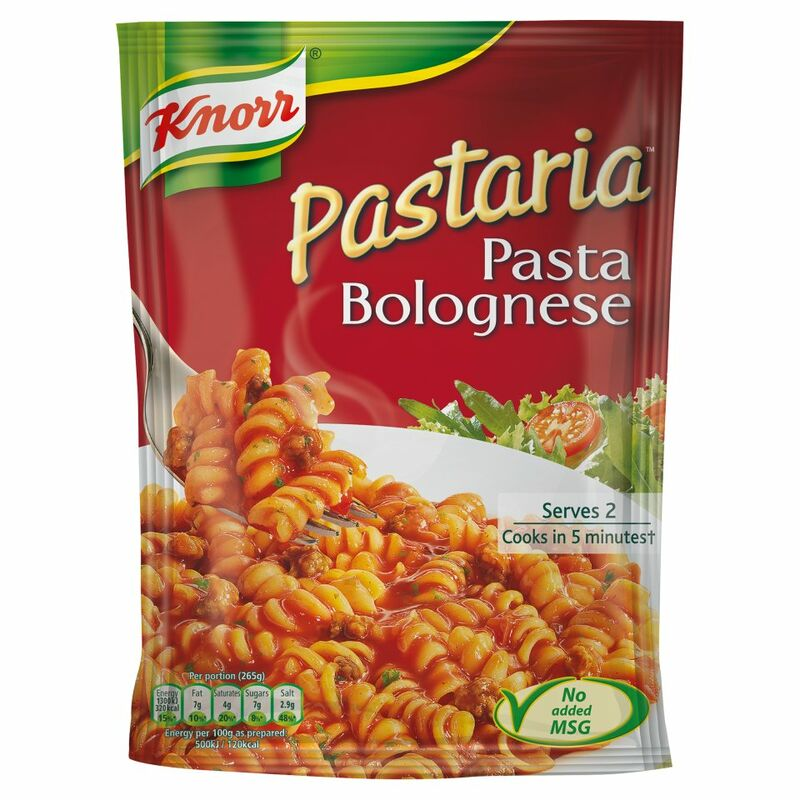 Knorr Pastaria Pasta Bolognese 164g
