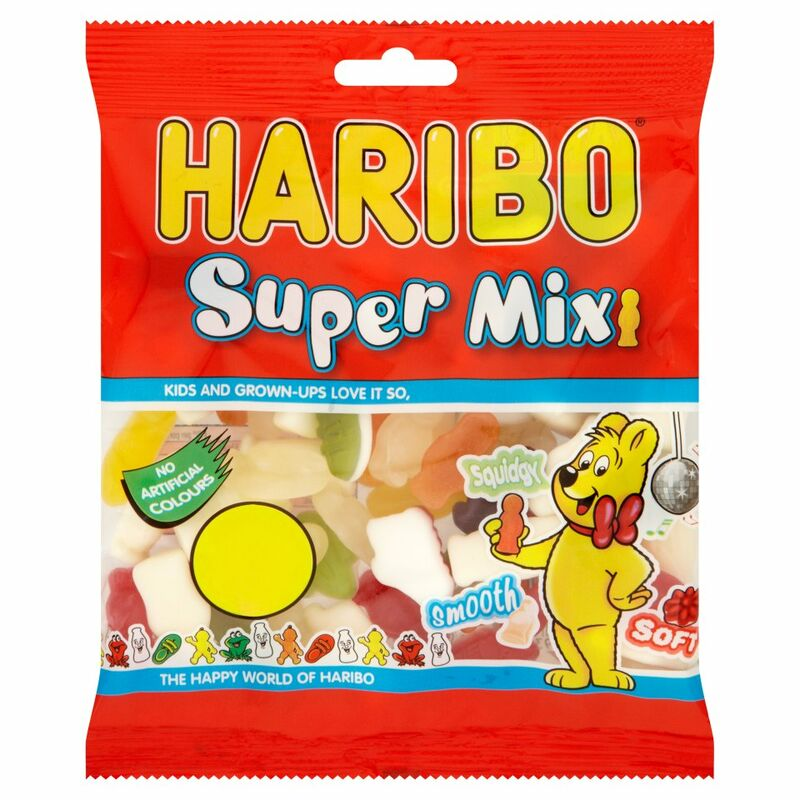 HARIBO Super Mix 180g