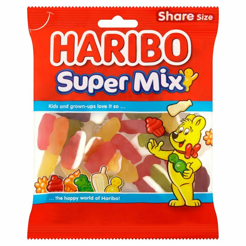 HARIBO Super Mix Bag 140g