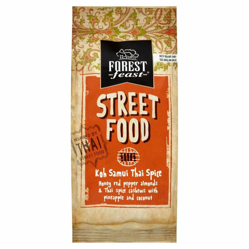 Forest Feast Street Food Koh Samui Thai Spice 150g