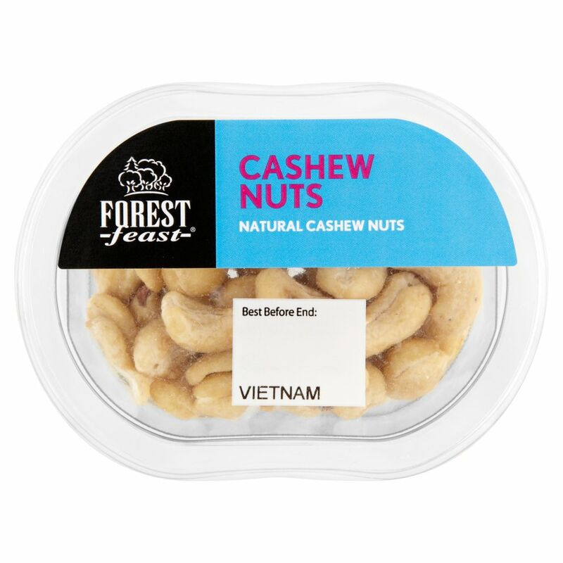 Forest Feast Cashew Nuts 60g
