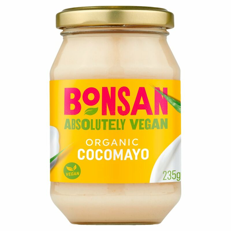 Bonsan Absolutely Vegan Organic Cocomayo 235g