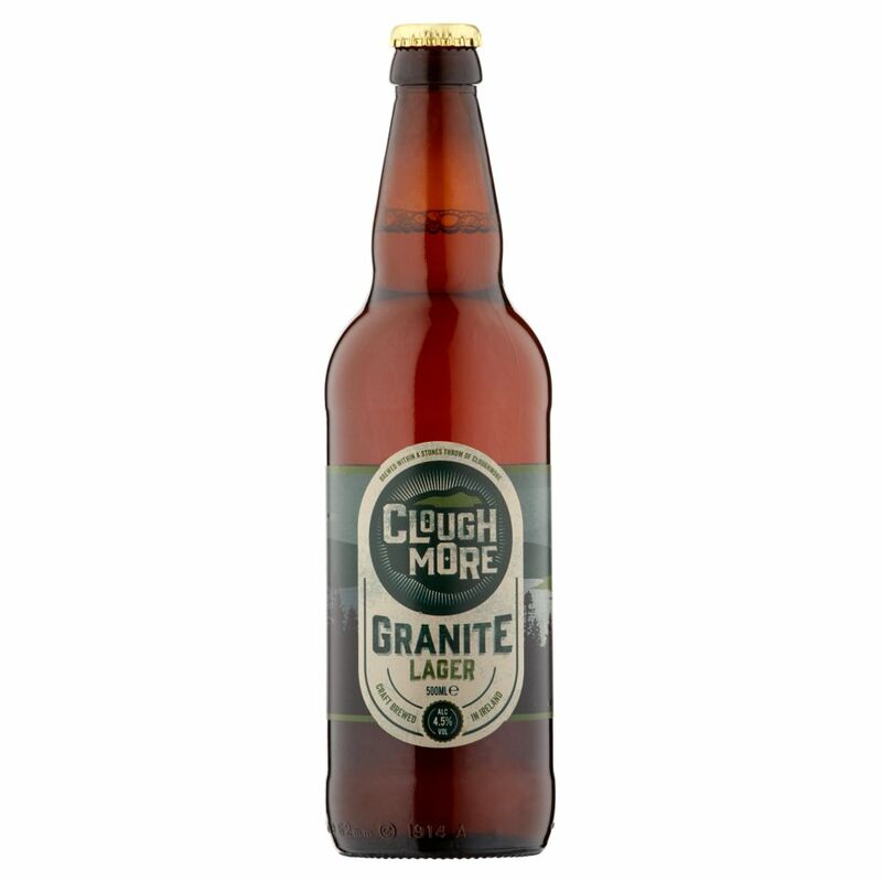 Cloughmore Granite Lager 500ml