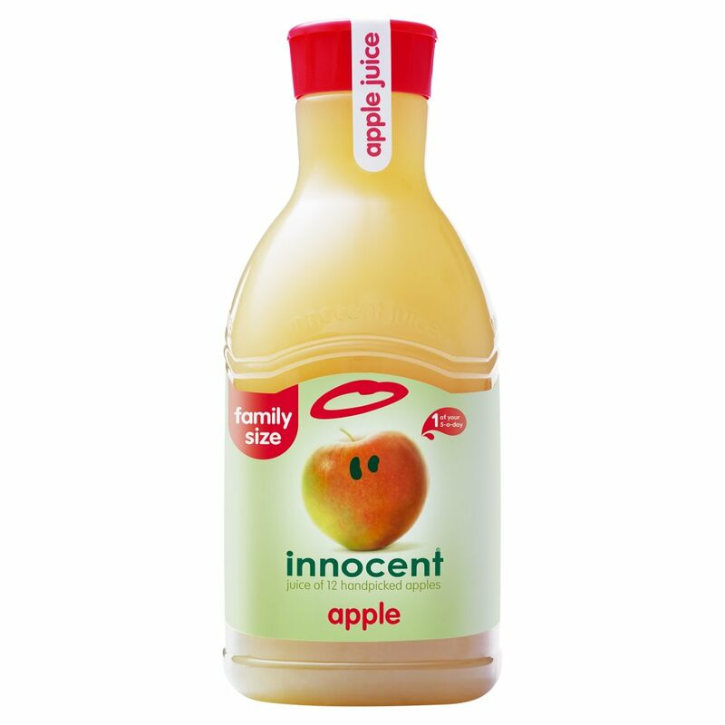 innocent apple juice 1.35L
