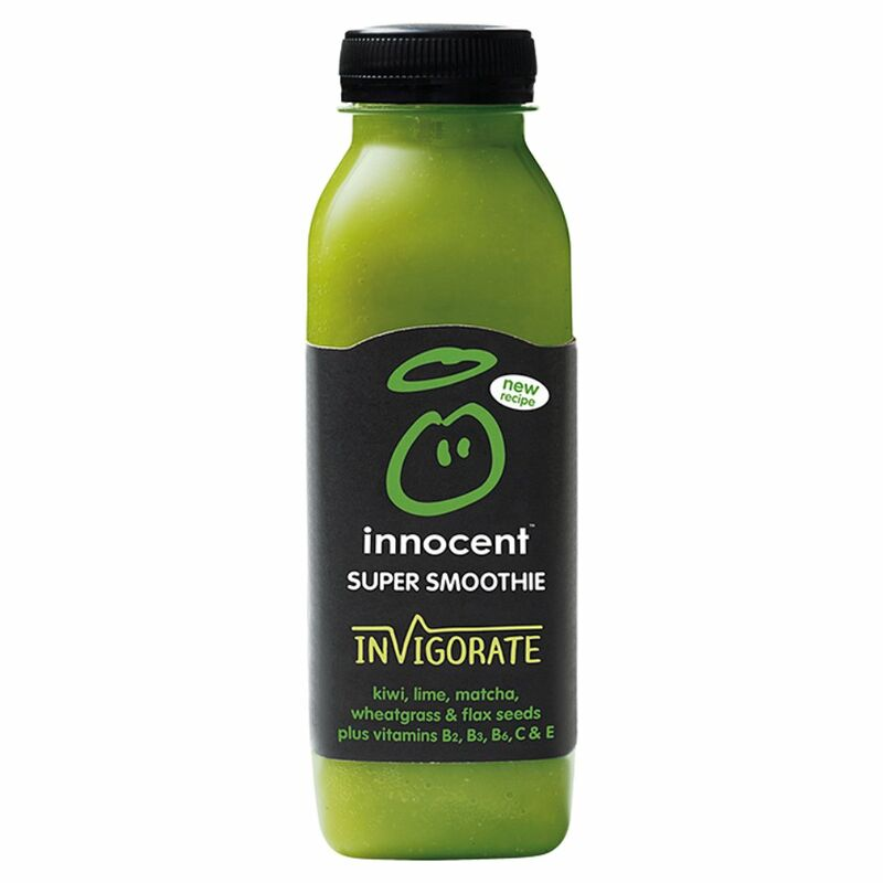 innocent super smoothie invigorate 360ml