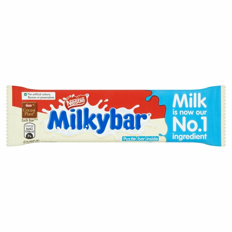 MILKYBAR Medium Bar 25g