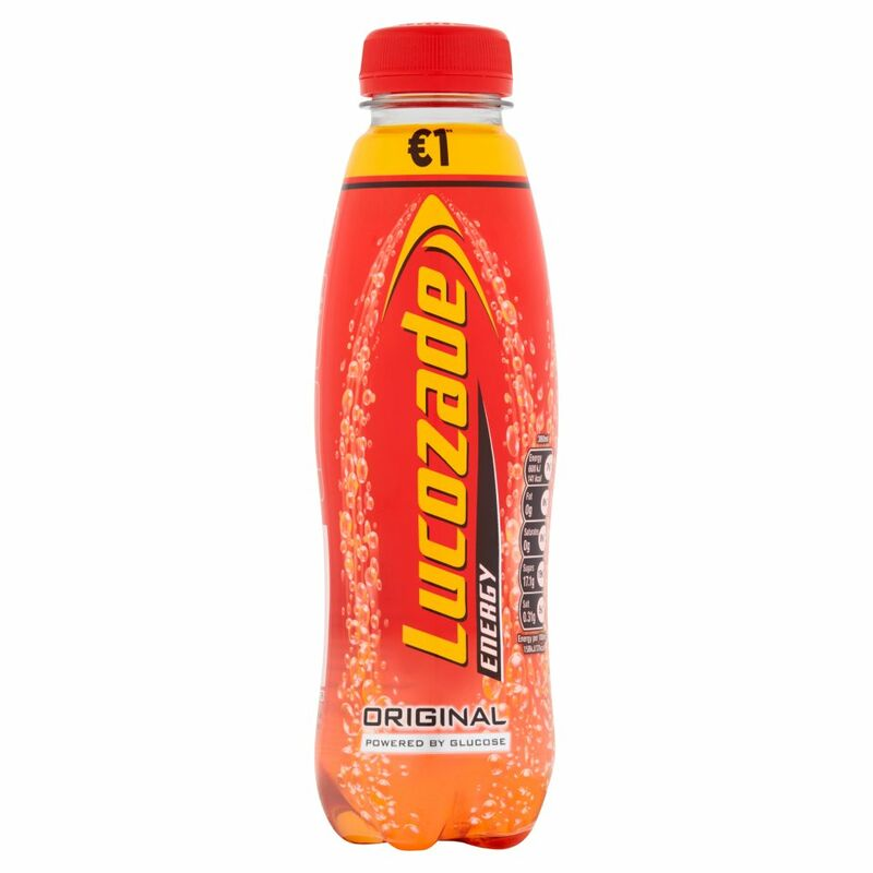 Lucozade Energy Original 380ml