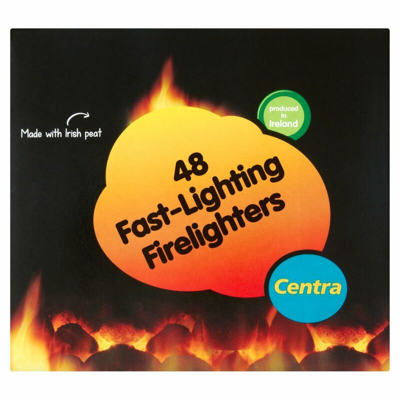 Centra 48 Fast-Lighting Firelighters
