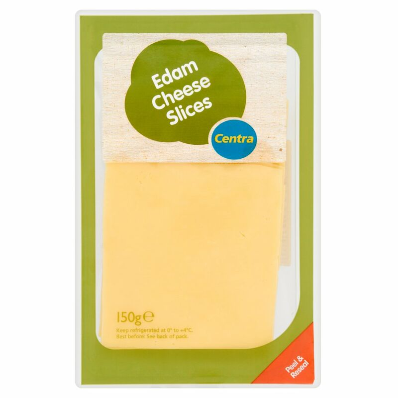 Centra Edam Cheese Slices 150g