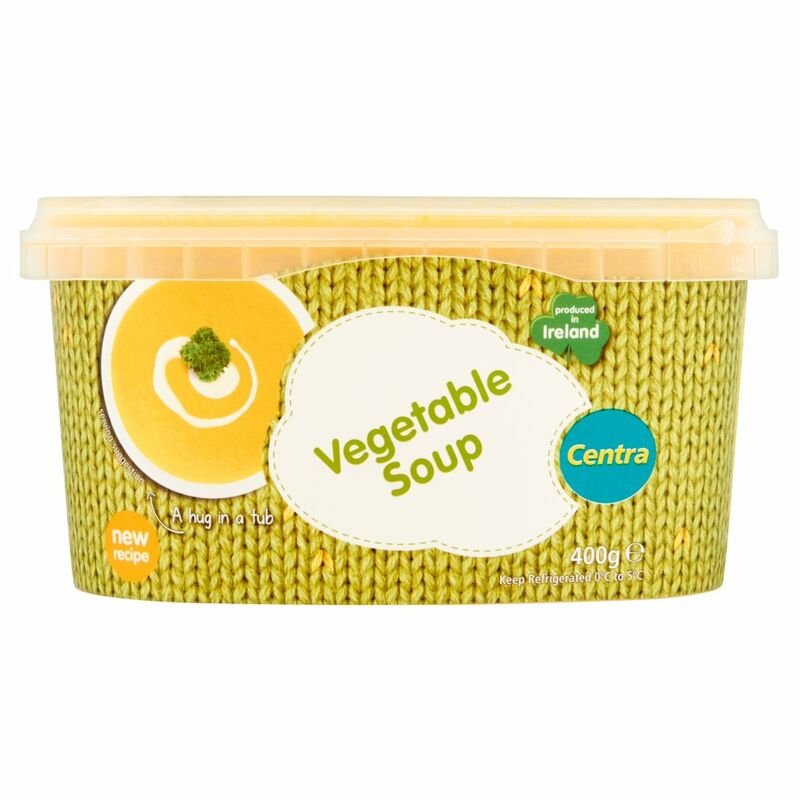 Centra Vegetable Soup 400g