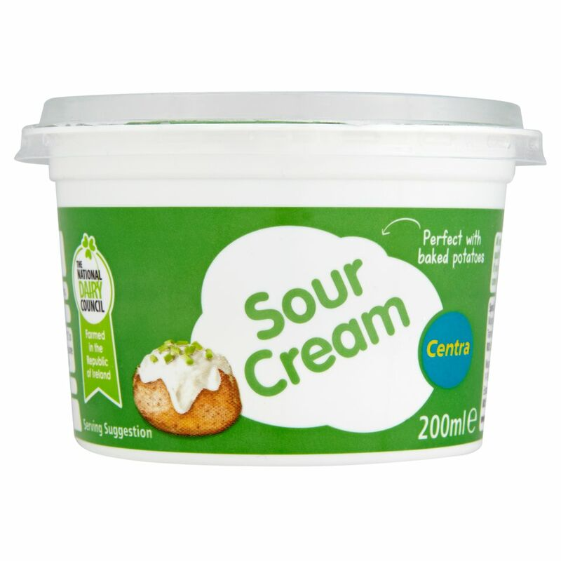 Centra Sour Cream 200ml